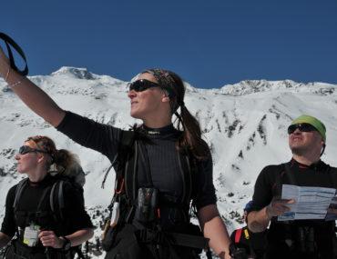 Bezpiecznie zimą w górach