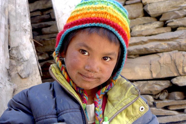 Czego potrzebuje mała szkoła w Himalajach? Nigdy bym nie zgadła