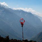 Wskaźnik wiatru Nepal