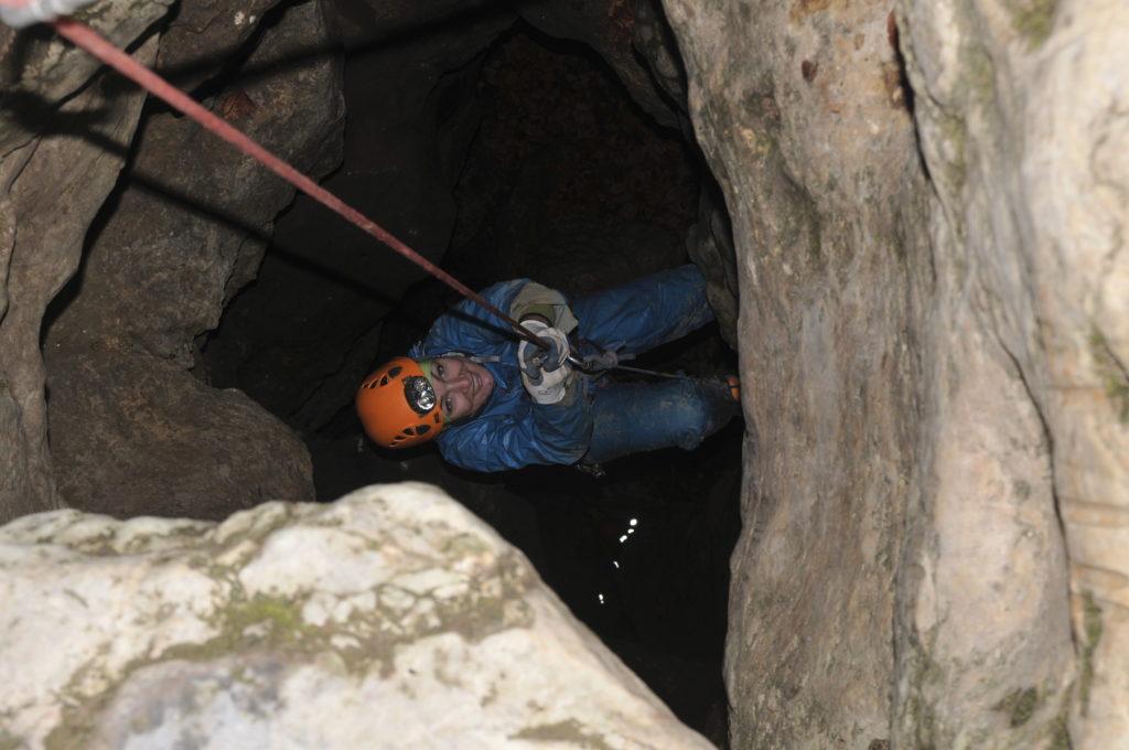wychodzenie z jaskini